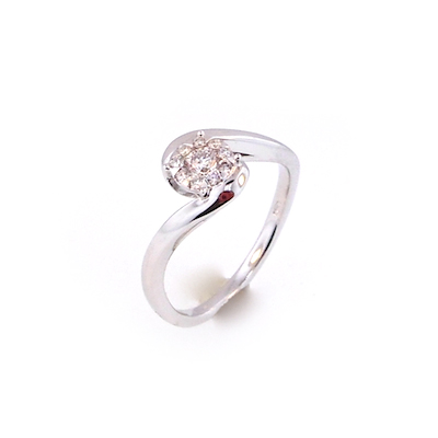 anello chimento bouquet 25